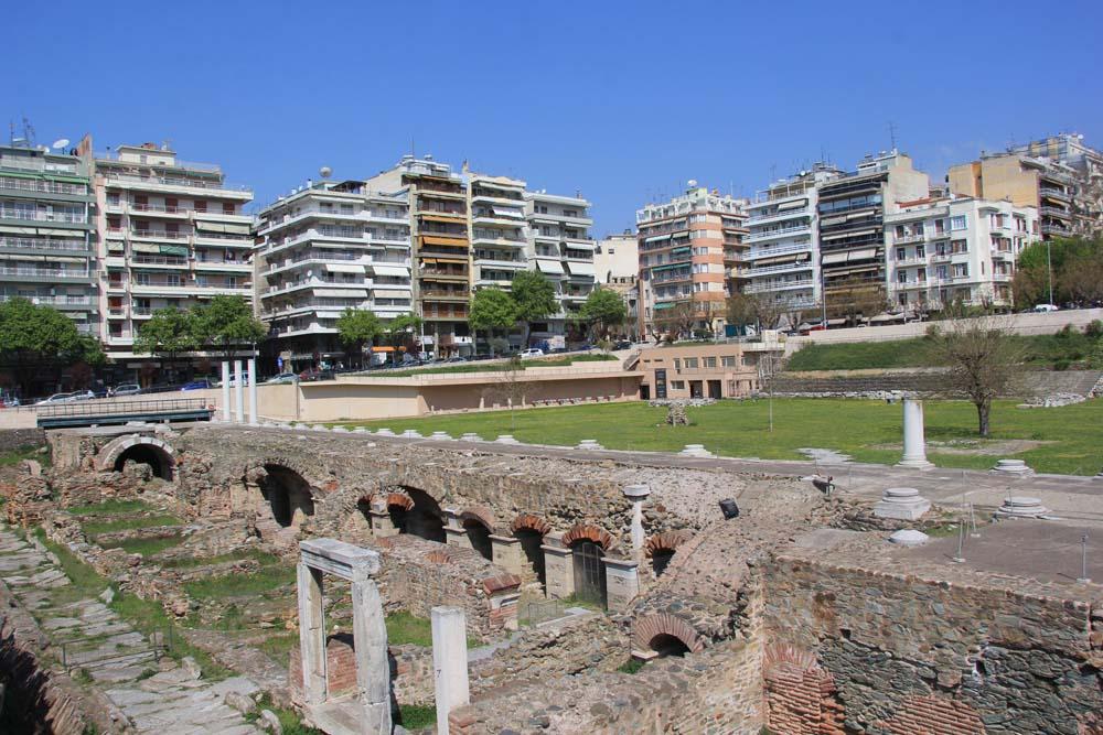 Римская агора
