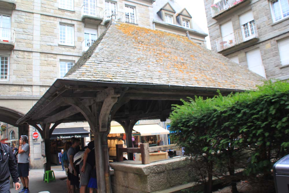 Рынок Сен-Мало