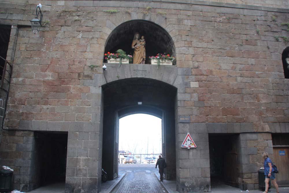 Большие ворота