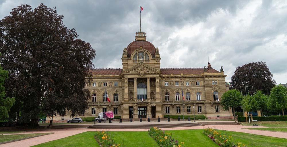 Рейнский дворец