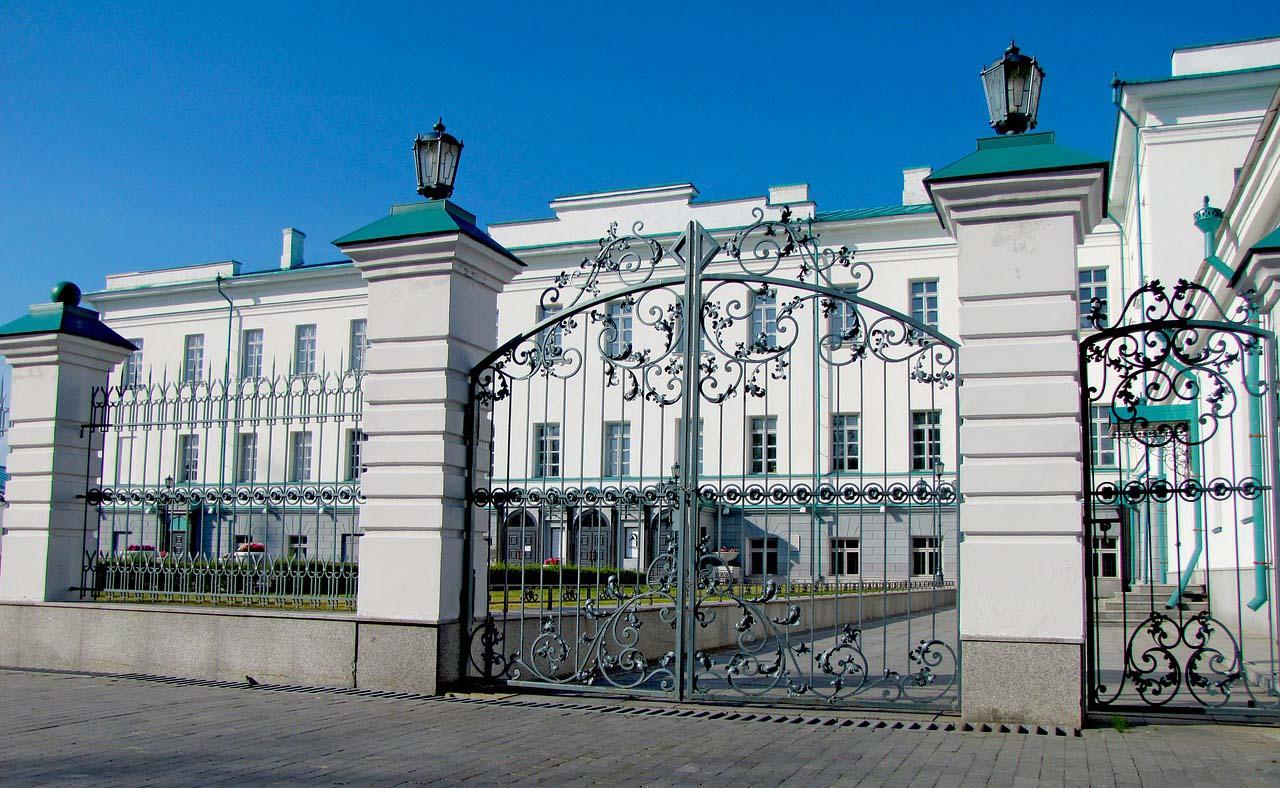 Дворец наместника