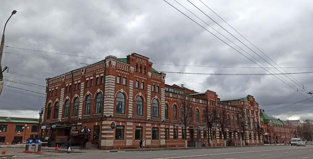Лофт на проспекте Ленина