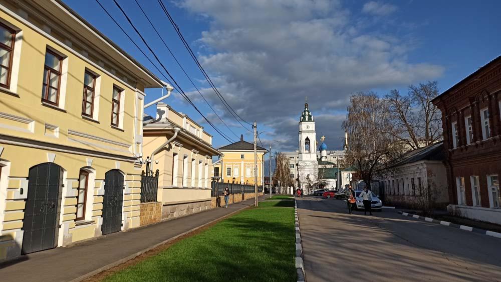 Благовещенская улица