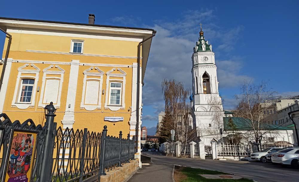 Дом Швецова