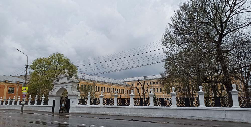 Дворец Лугининых