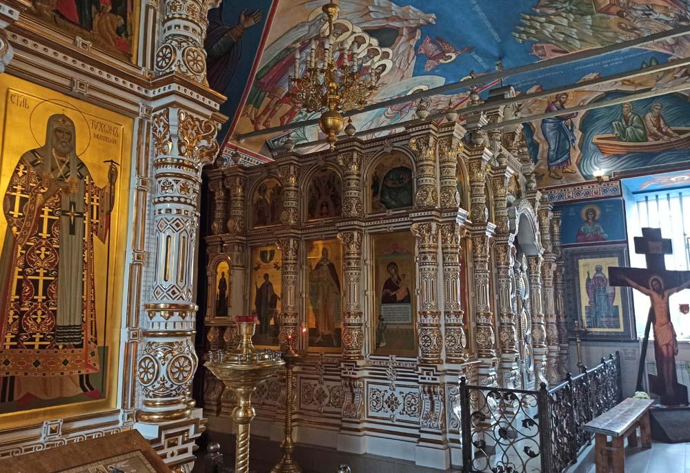 Николо-Зарецкая церковь