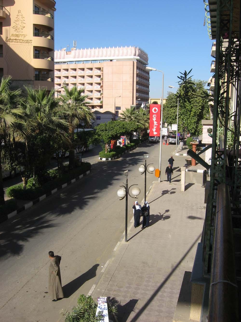 Улицы Луксора