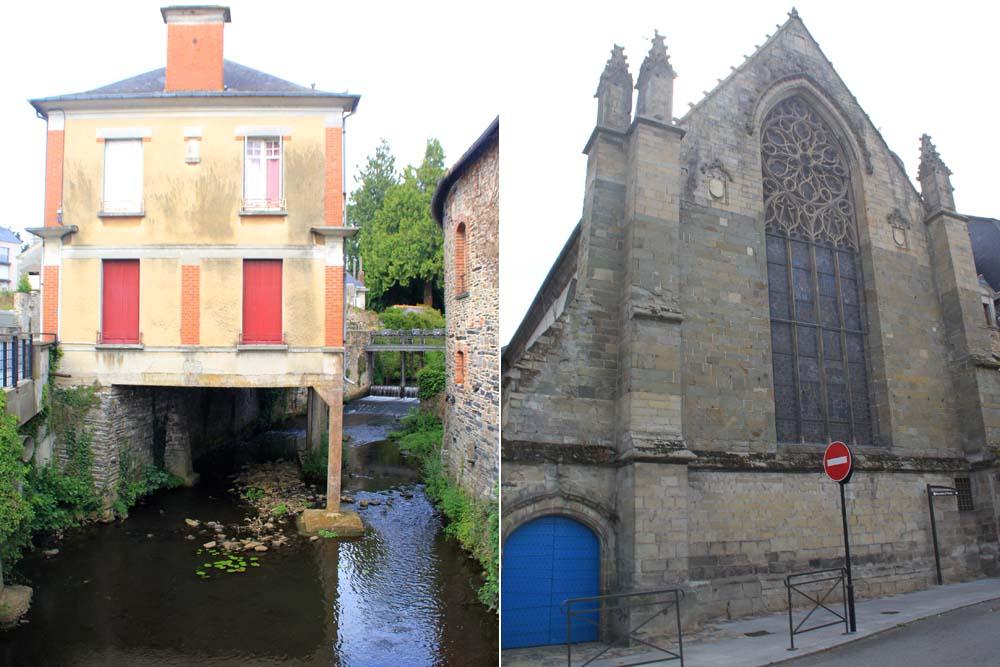 Монастырь Saint-Nicolas
