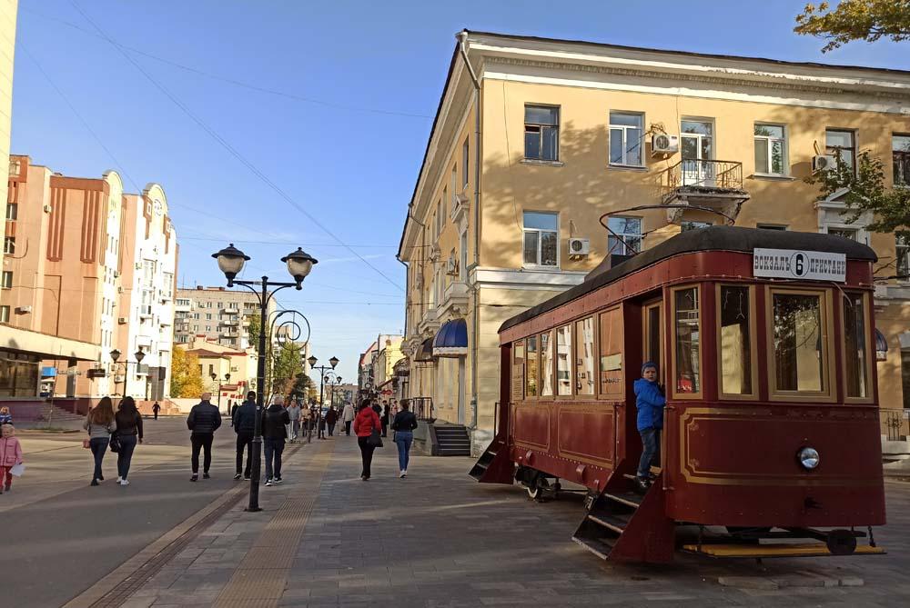 Трамвай Семен