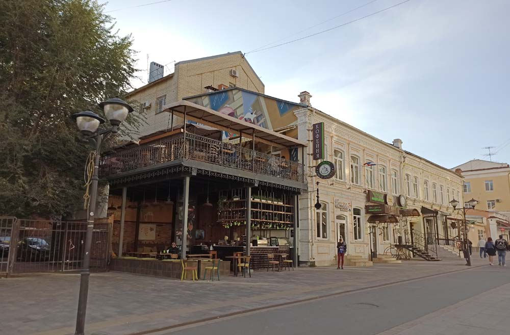 Дом Петра Уткина