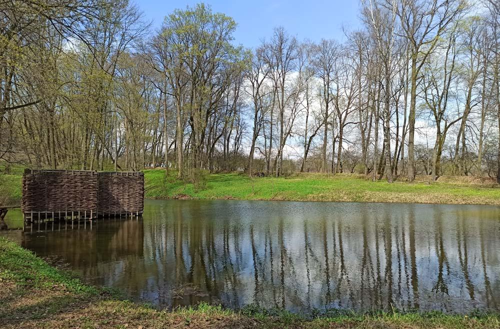 Купальня и Средний пруд