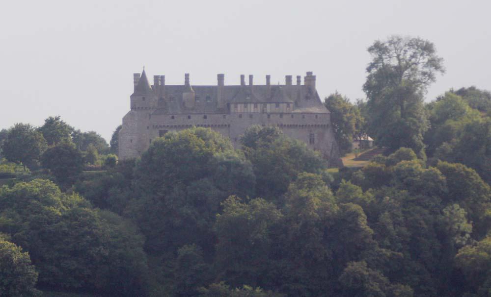 замок Roche-Jagu