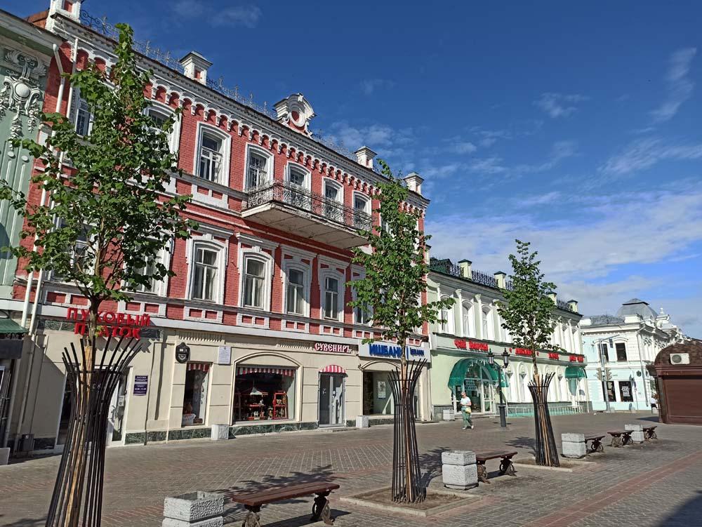 Дом Каретникова