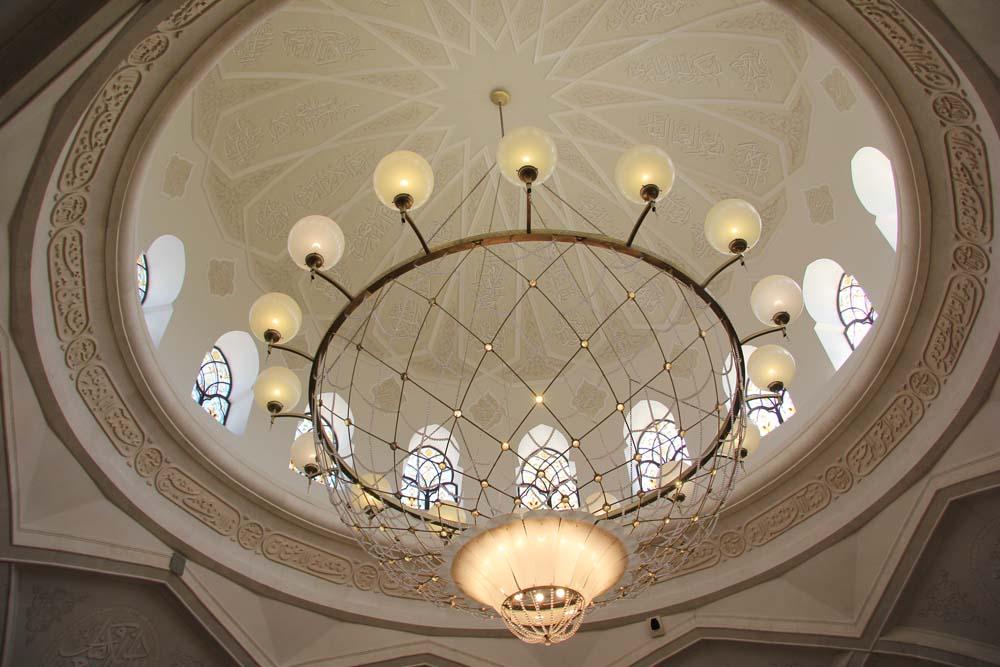 Купол Белой мечети