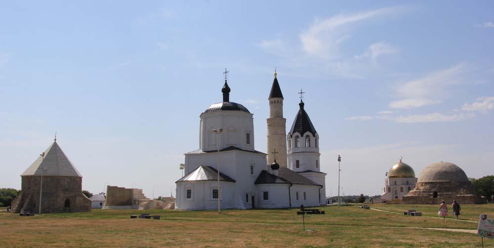 Великий Болгар: достопримечательности и как добраться