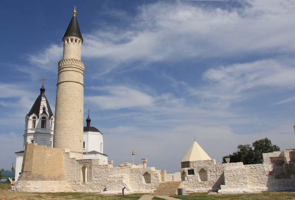 Комплекс соборной мечети