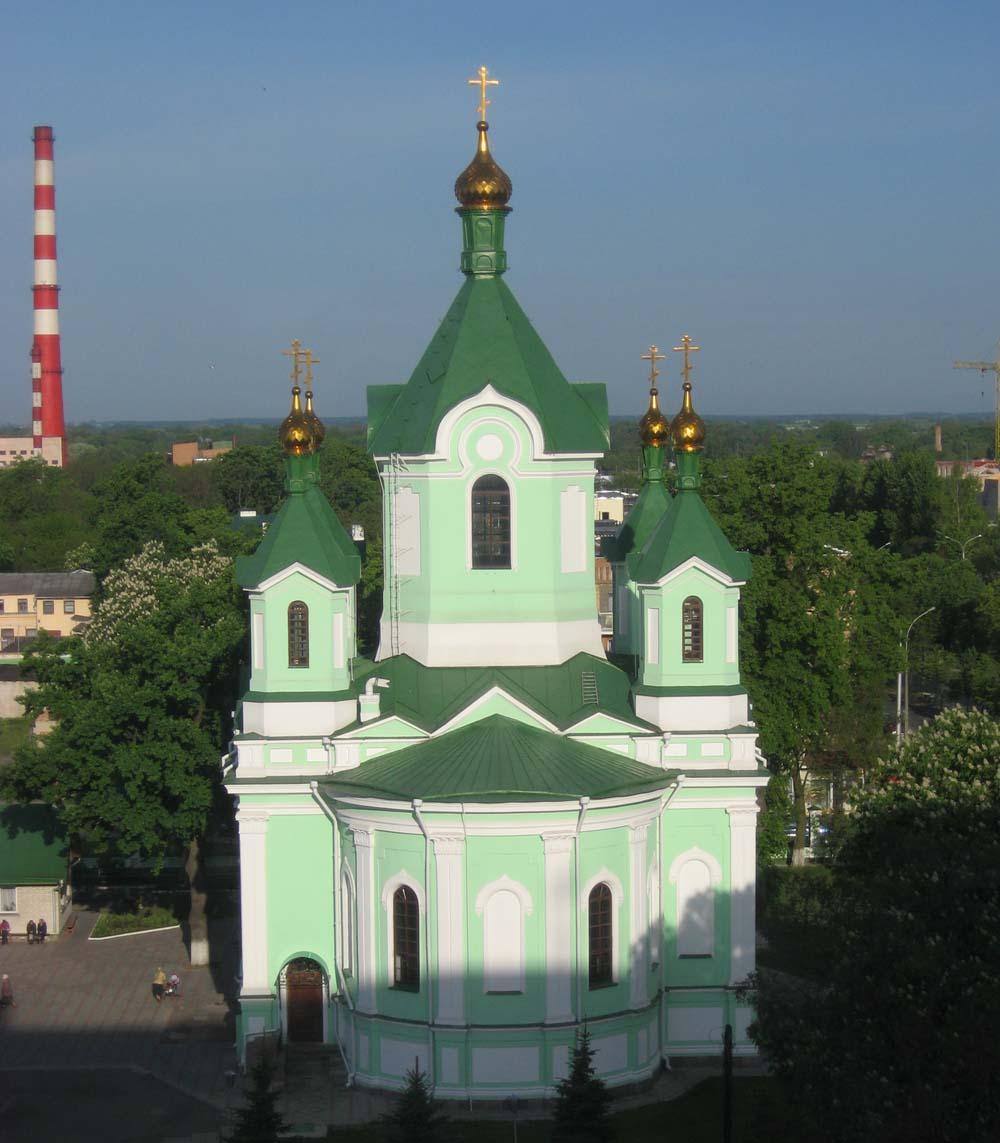 Кафедральный собор Святого Симеона Столпника