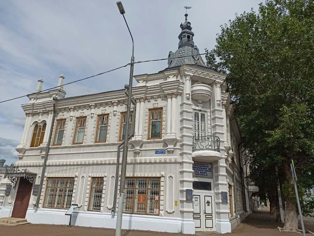 особняк Мельникова