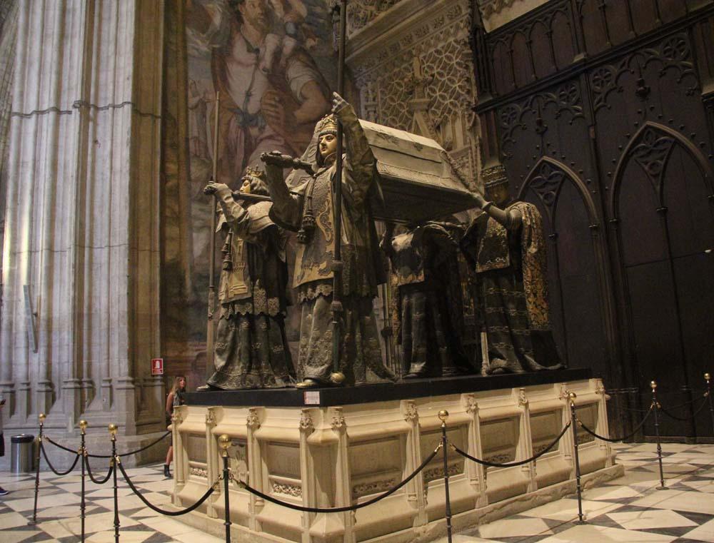 Гробница Христофора Колумба