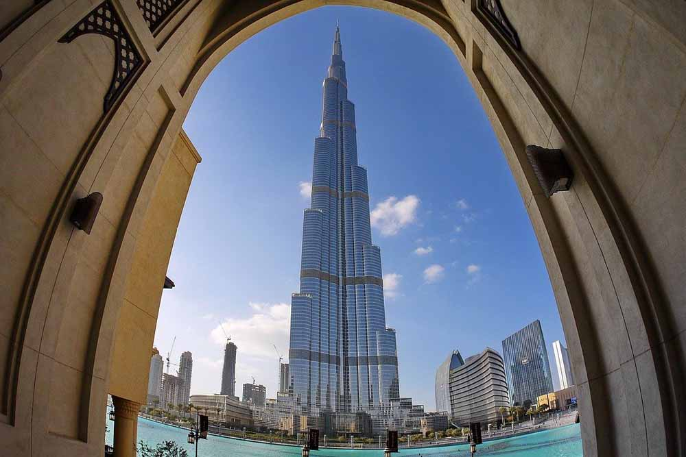 Бурдж-Халифа / Burj Khalifa в Дубае без очереди