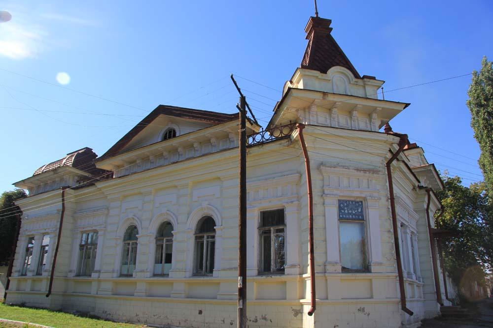Дом купца Солдаткина