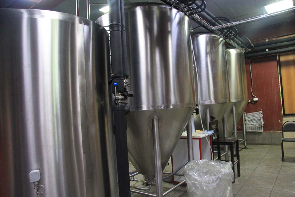 Ферментационный цех