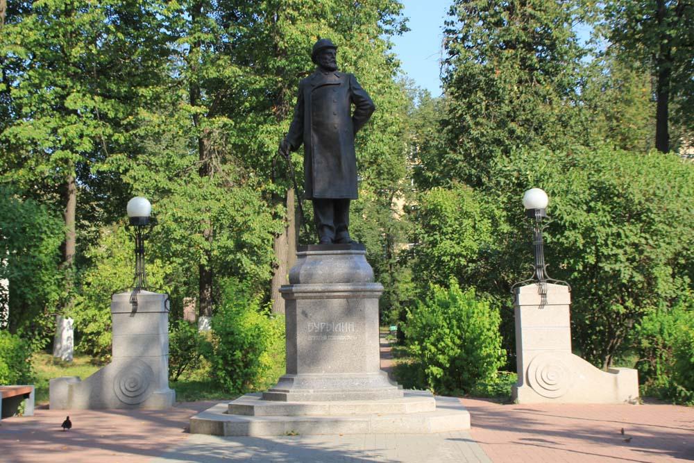 памятник Бурылину