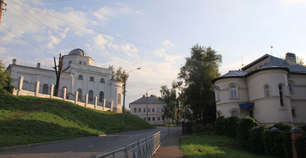 парк Муравьевка