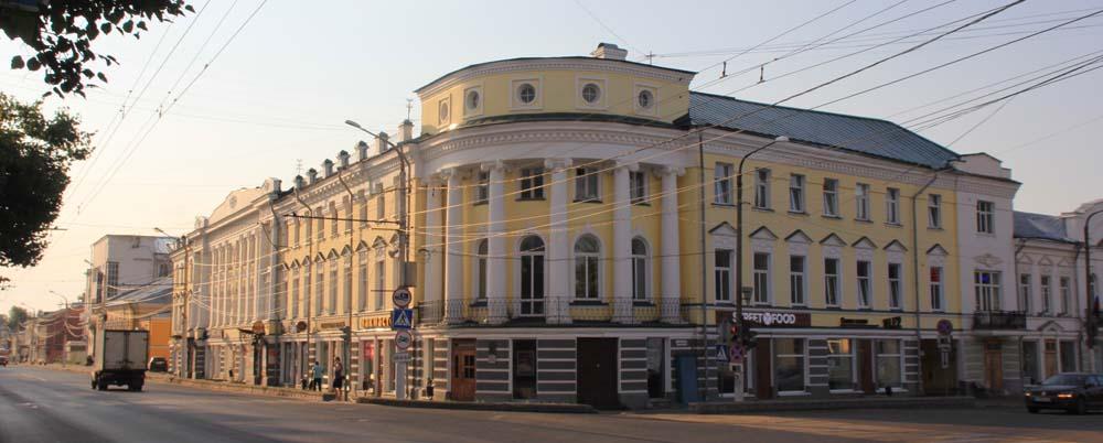 Дом Гожевых