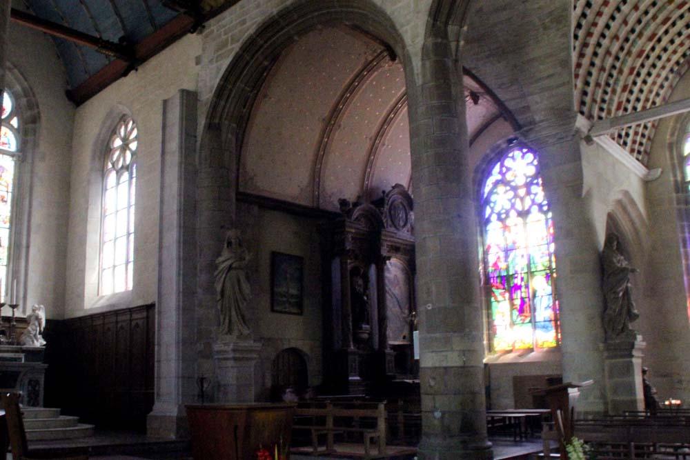 церковь Сен-Жан-дю-Баль-де-Ланьон