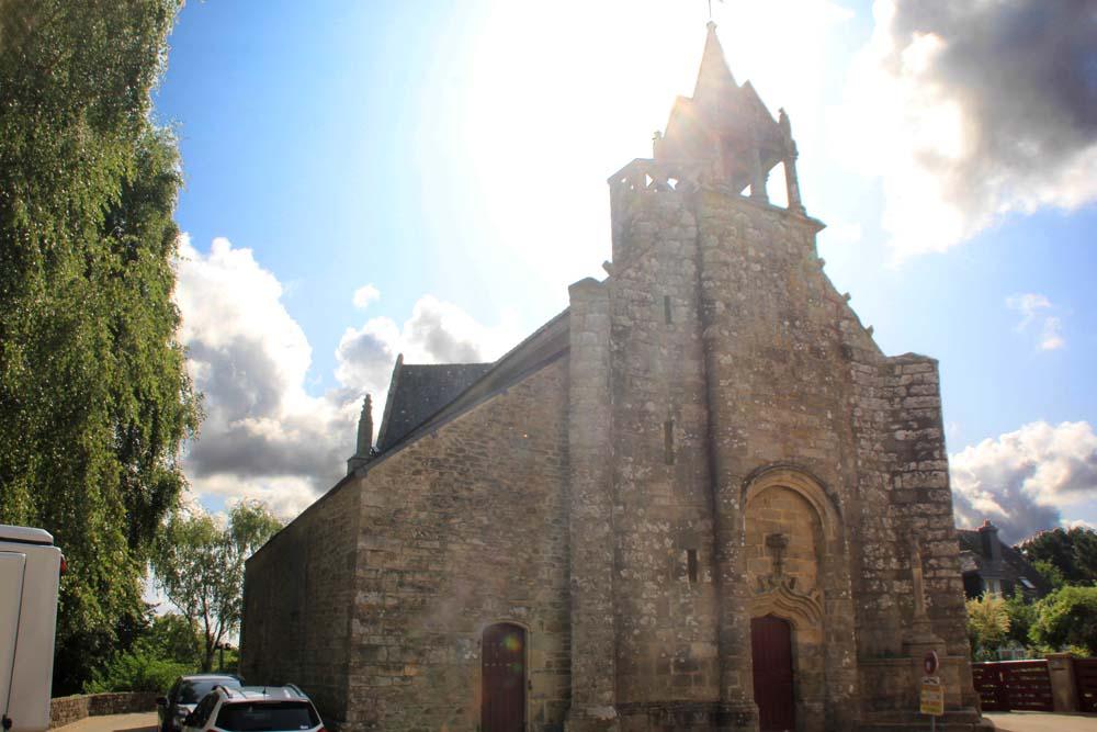 Часовня Saint-Christophe de Lorient