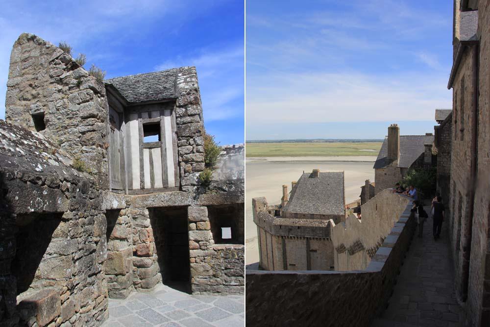 Вид с крепостных стен