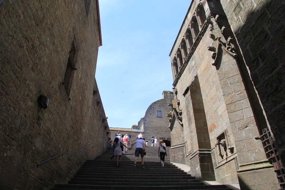 Лестница в аббатство