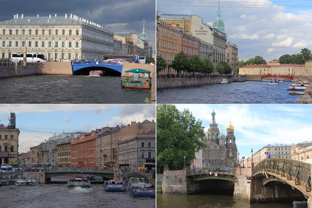 Мосты на Мойке