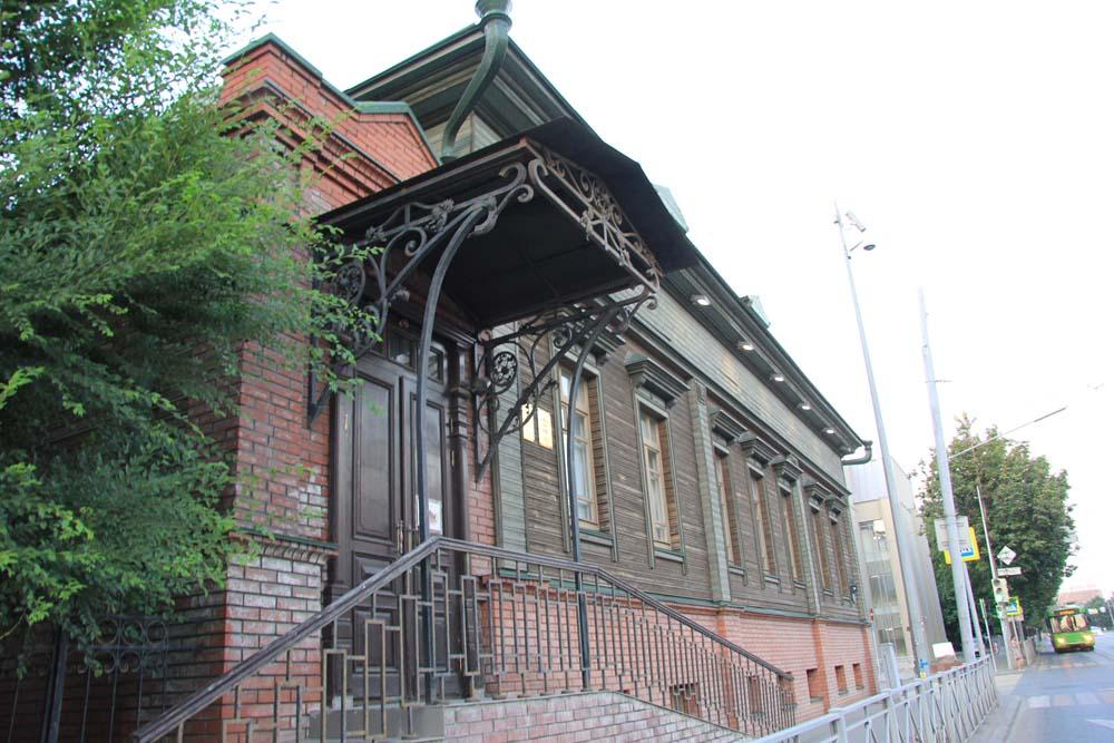 Музей Аксенова