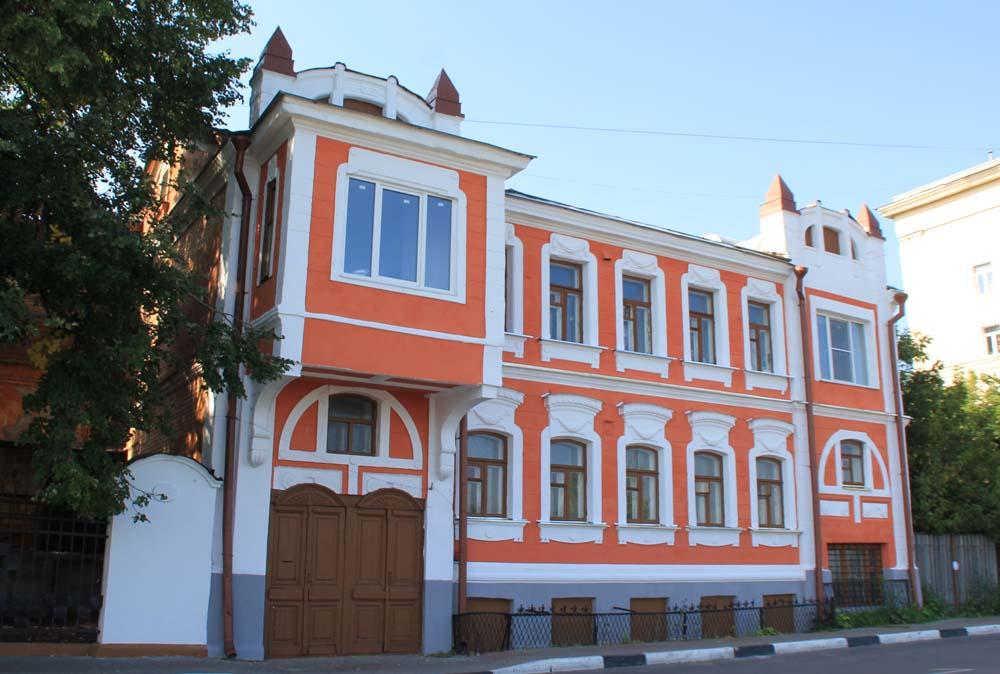 Дом И.М. Грибкова