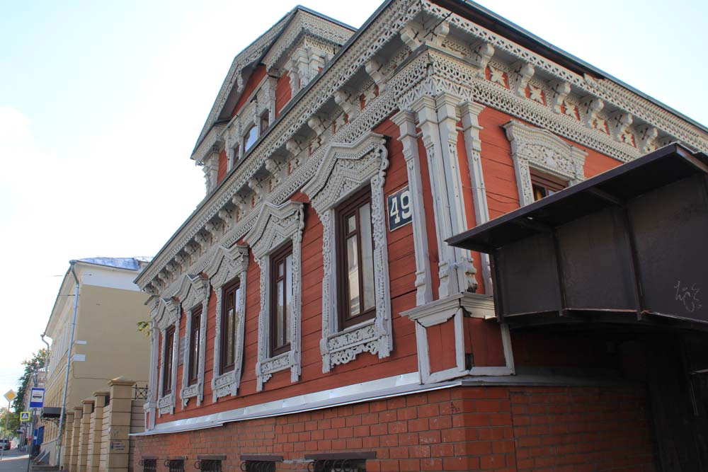 Дом Лошкаревых
