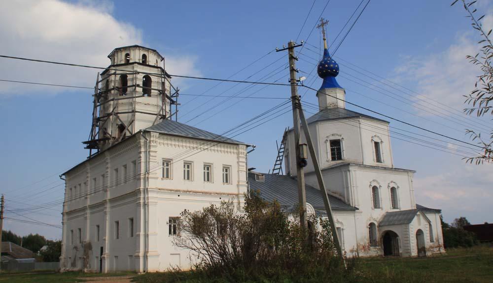 Церковь Смоленской иконы Божией Матери (Корнилиевская)