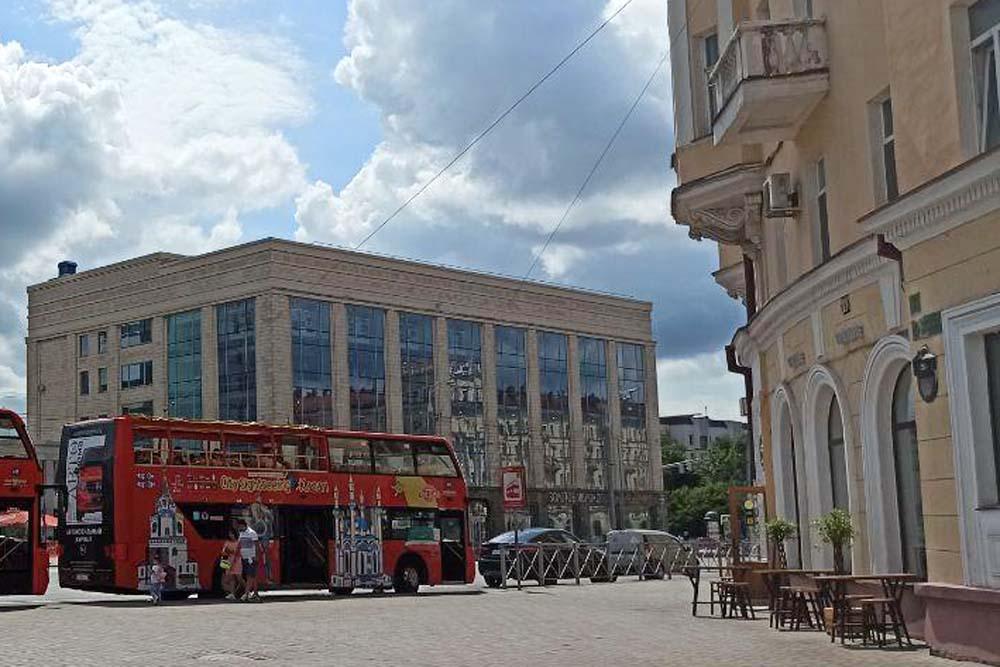 Экскурсионный автобус Казань City Bus: маршрут и преимущества