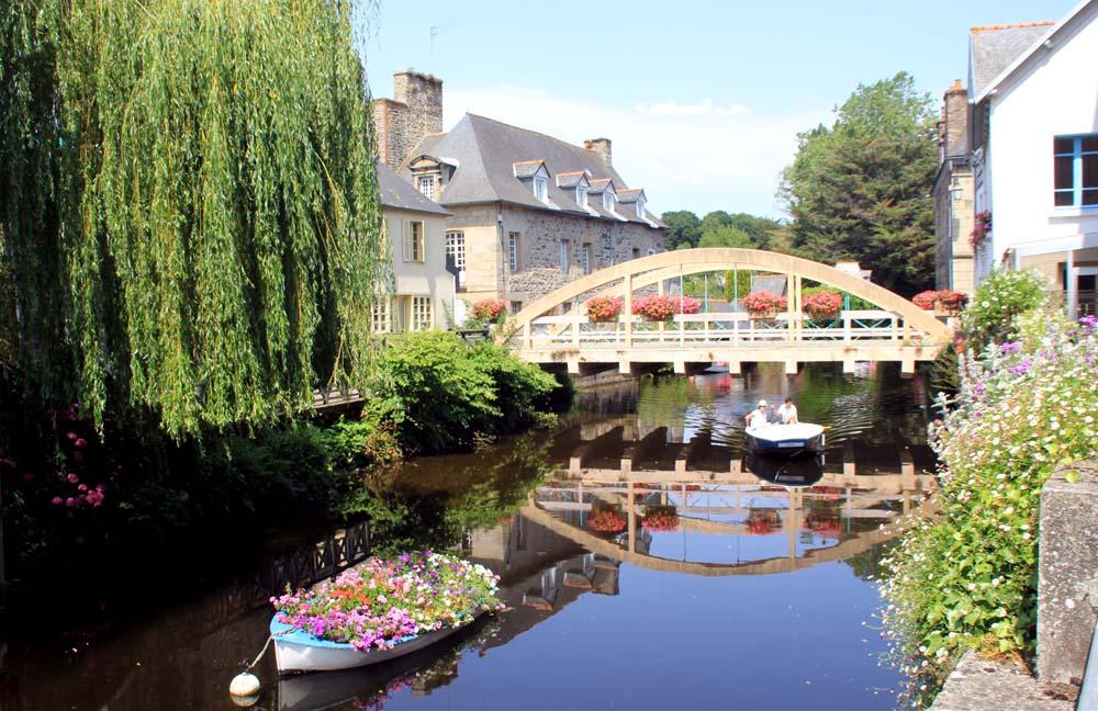 Каналы и мосты Понтриё