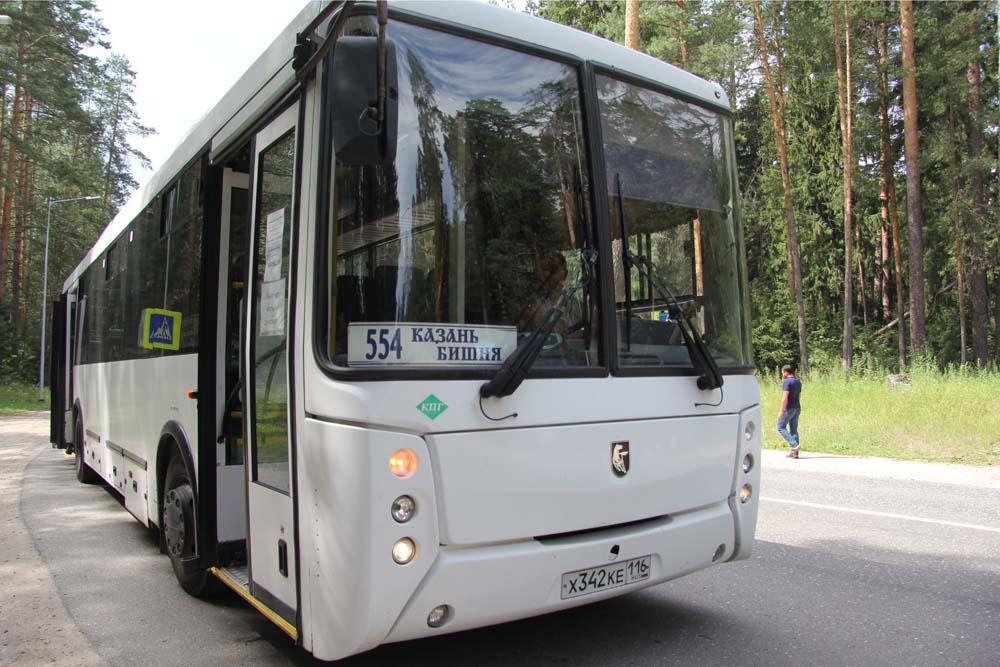 Автобус до раифского монастыря