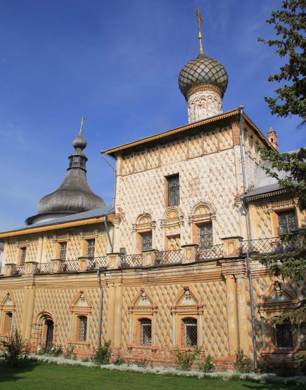 Церковь Одигитрия