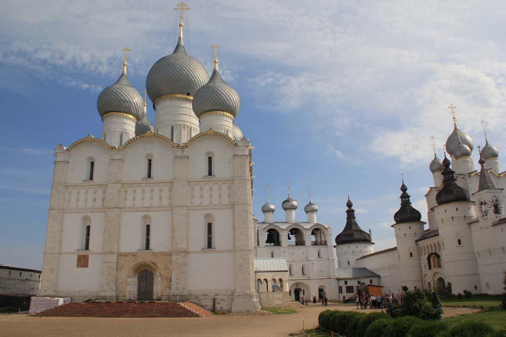 Успенский собор в Ростове