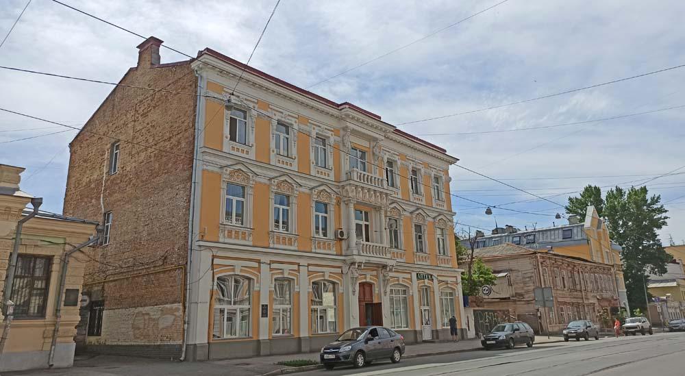 Доходный дом Подбельского