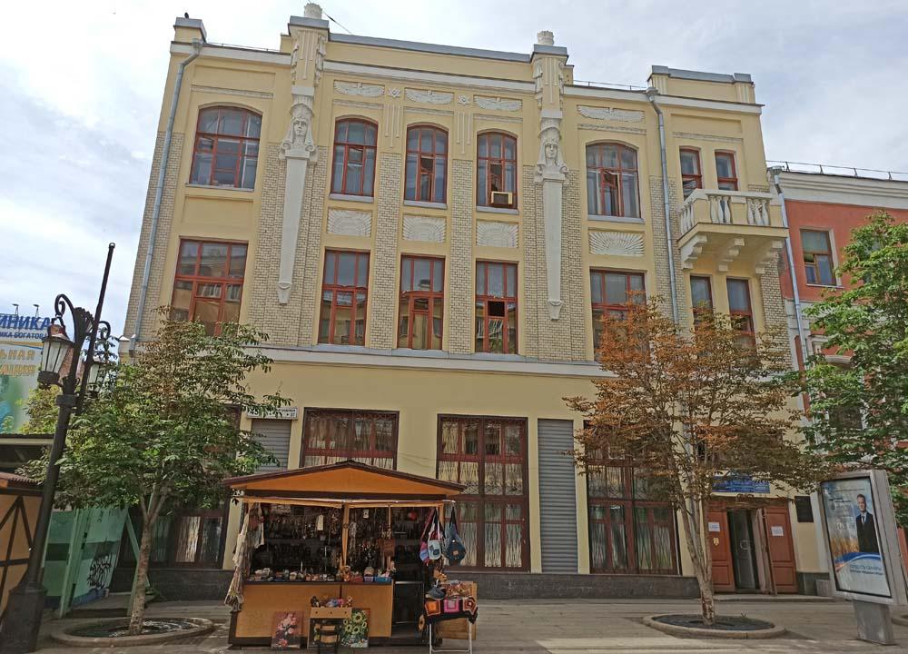дом Нуйчева