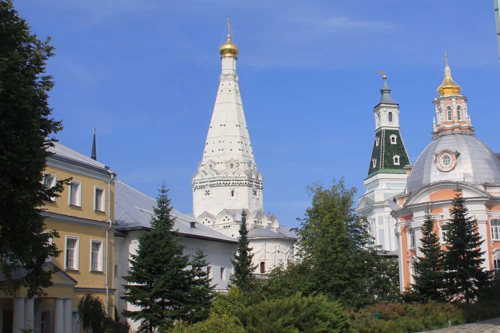 церковь Зосимы и Савватия при больничных палатах