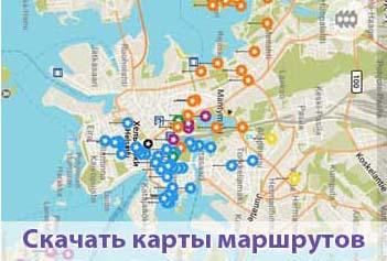 маршруты прогулок по европе