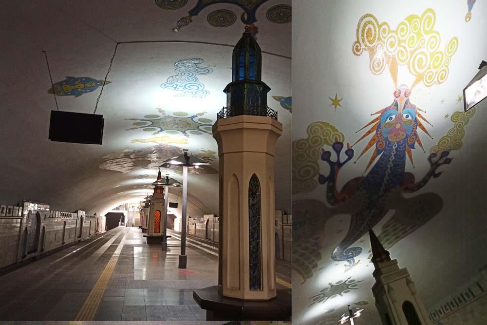 Станция Кремлевская