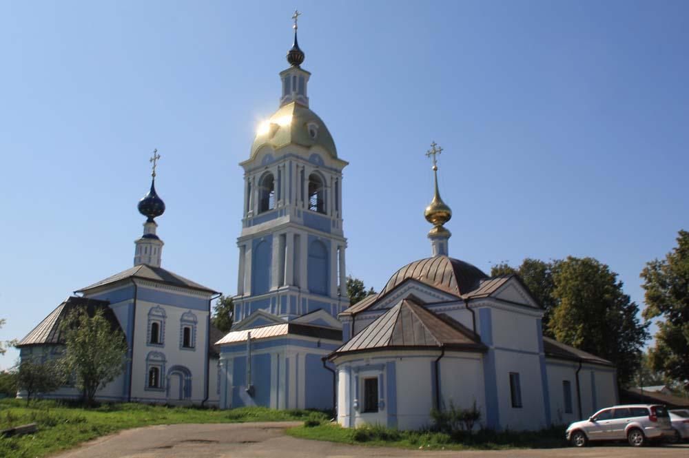 Церковь Знамения на Мжаре