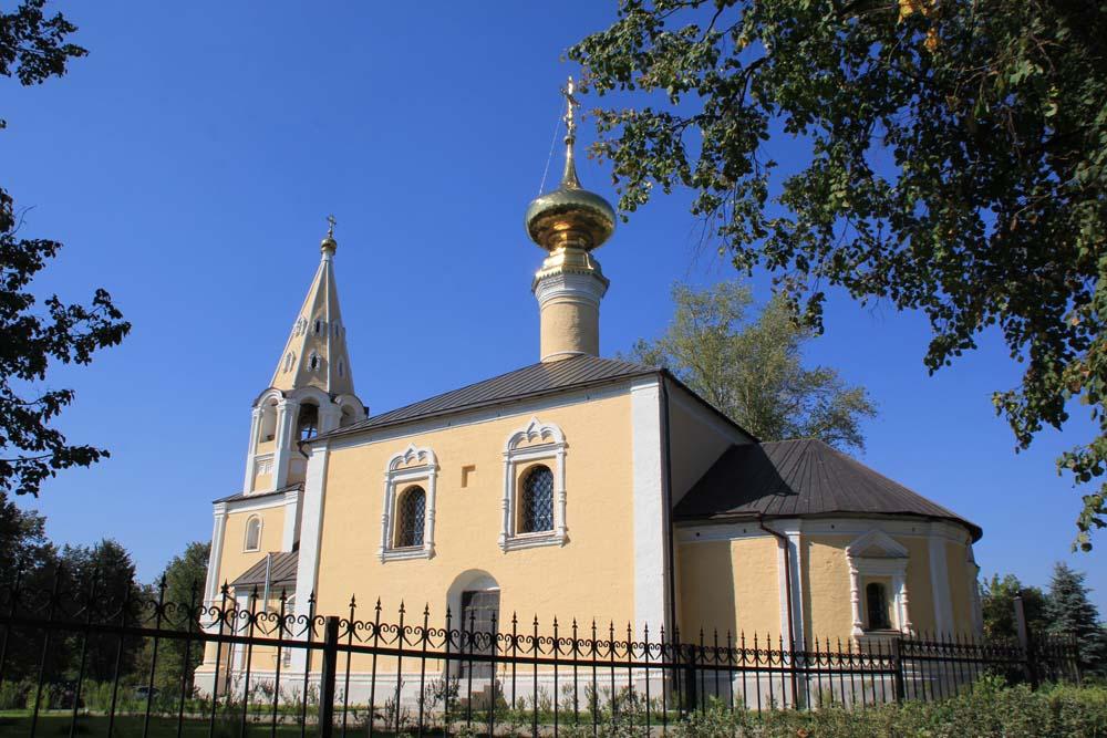 Церковь Усекновения главы Иоанна Предтечи